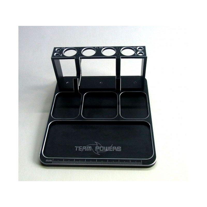 aluminium kleinteile halter f r handy sto d mpfer 29 90. Black Bedroom Furniture Sets. Home Design Ideas