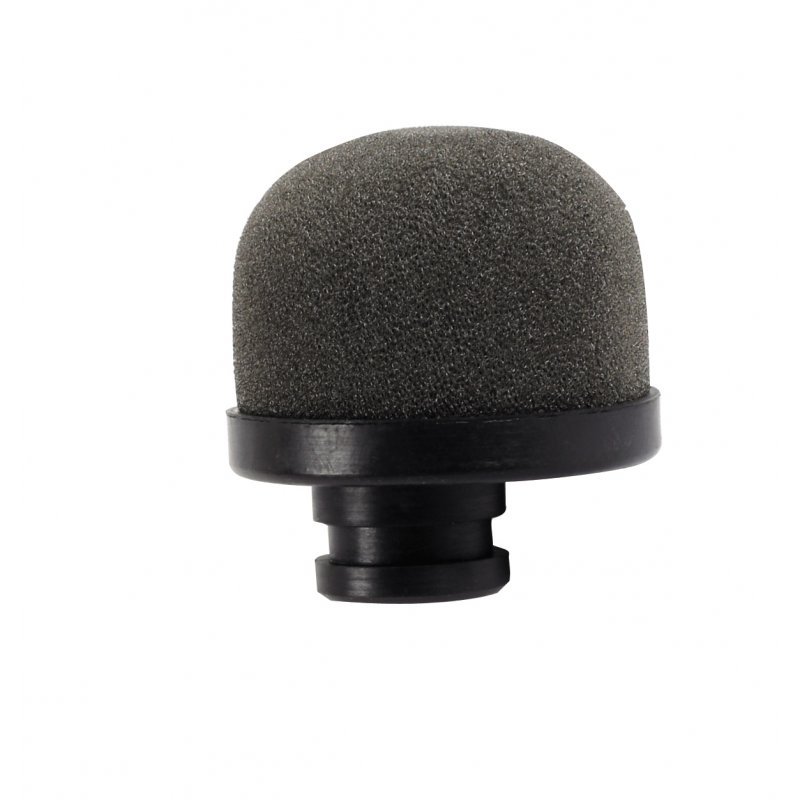 12 Round Air Cleaner : Round air filter for engine small cabulator