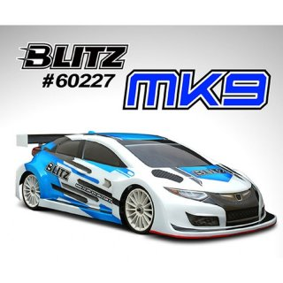 BLITZ MK9 Fronti (190mm) (0,7mm) Hatchback Body-shell