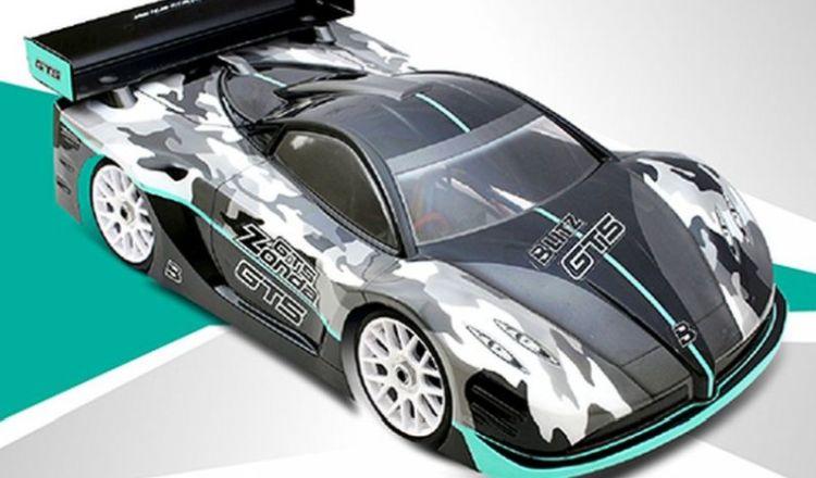 BLITZ GT5 Karosse