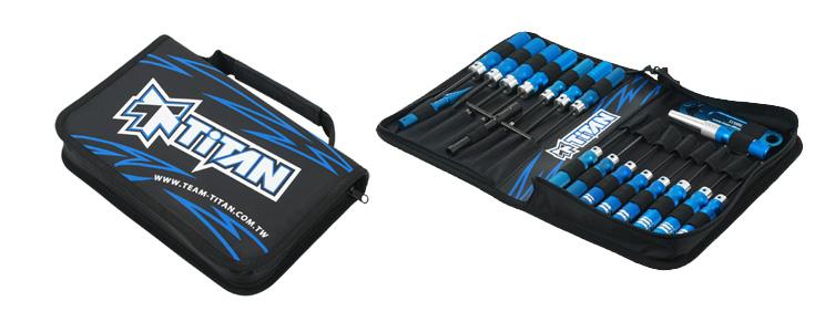 TiTAN Tool Bag with Tool Set